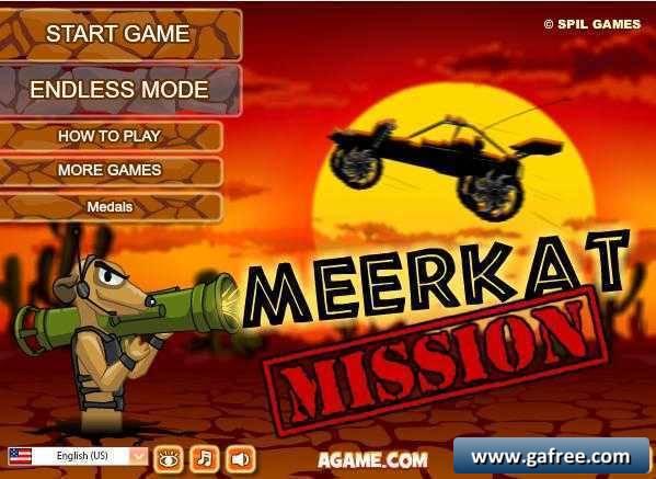 تحميل لعبة الدفاع عن الحصن Meerkat Mission