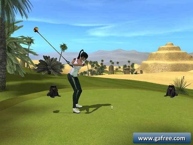 تحميل لعبة الغولف Golfstar