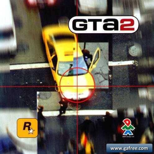 لعبة جاتا 2 Grand Theft Auto