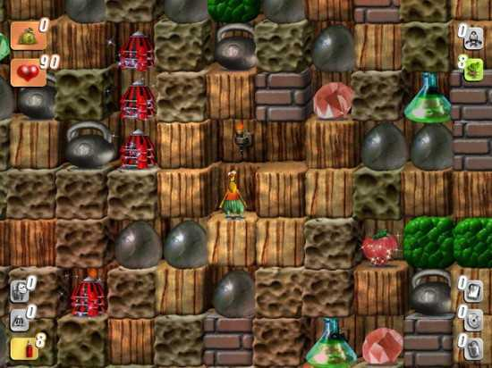 لعبة المغامرات والالغاز Beetle Bug