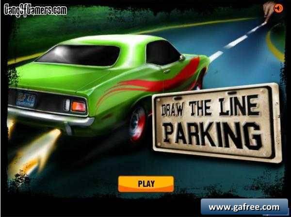 تحميل لعبة ركن السيارات الجديدة Draw The Line Parking