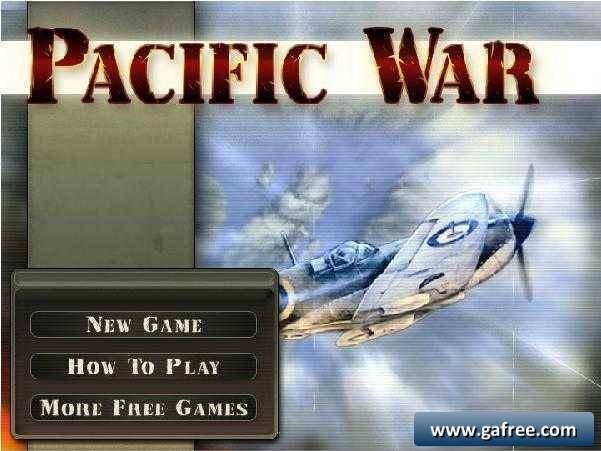 تحميل لعبة حرب الطائرات Pacific War