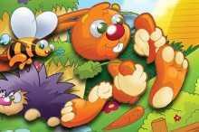 لعبة مغامرات الارنب Crazy Bunny