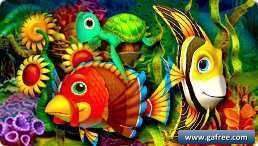 لعبة حوض السمك Harvest Splash