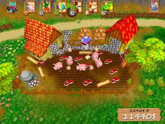 لعبة المزرعة الرائعة Farm