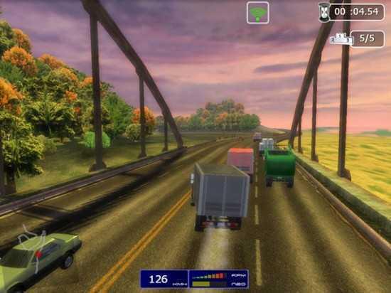 تحميل لعبة قيادة الشاحنات الكبيرة Trucker 2