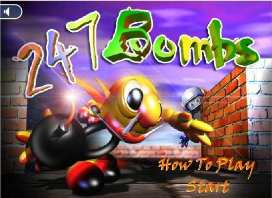 تحميل لعبة بومبر مان bombs