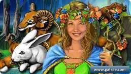 لعبة ملاك رعاية الحيوانات Aerie