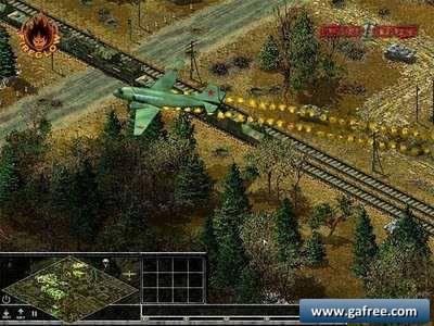 لعبة الحرب Sudden Strike 2