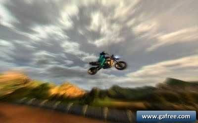 لعبة الدرجات الرائعة Motoracing