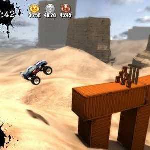 لعبة Monster Truck Challenge