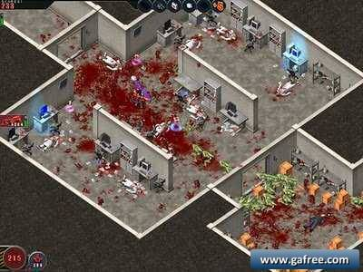 لعبة المهمات و القتل Alien Shooter
