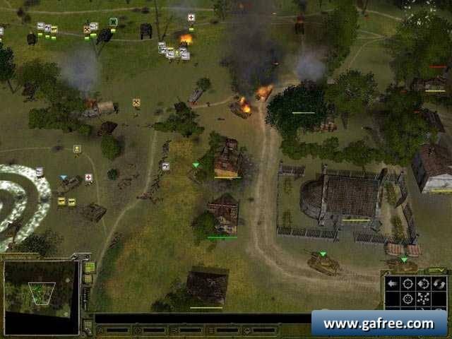 لعبة الحرب العالمية الثانية Sudden Strike Crimea