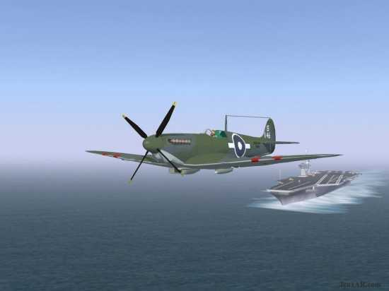 لعبة الطائرات الحقيقية FlightGear