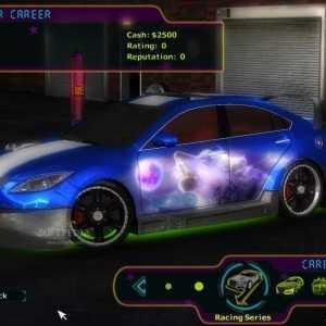 لعبة السباق Street Racing Stars 1.0
