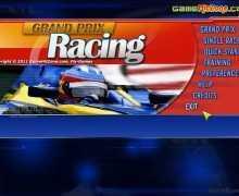 لعبة السباقات Grand Prix Racing