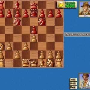 لعبة الشطرنج Chess Board Game