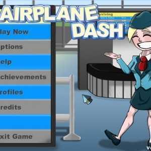تحميل العاب بنات Airplane Dash