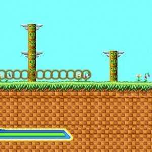 لعبة المغامرات سوبر سونيك Sonic Generations