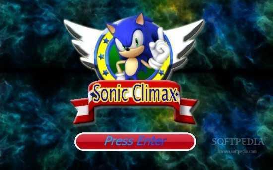 العاب سونيك جديدة Sonic Climax