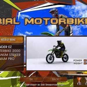 لعبة التسابق Trial Motorbikes
