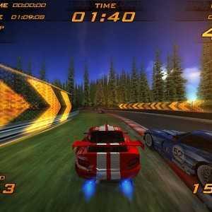 لعبة السباقات النارية Ultra Nitro Racers