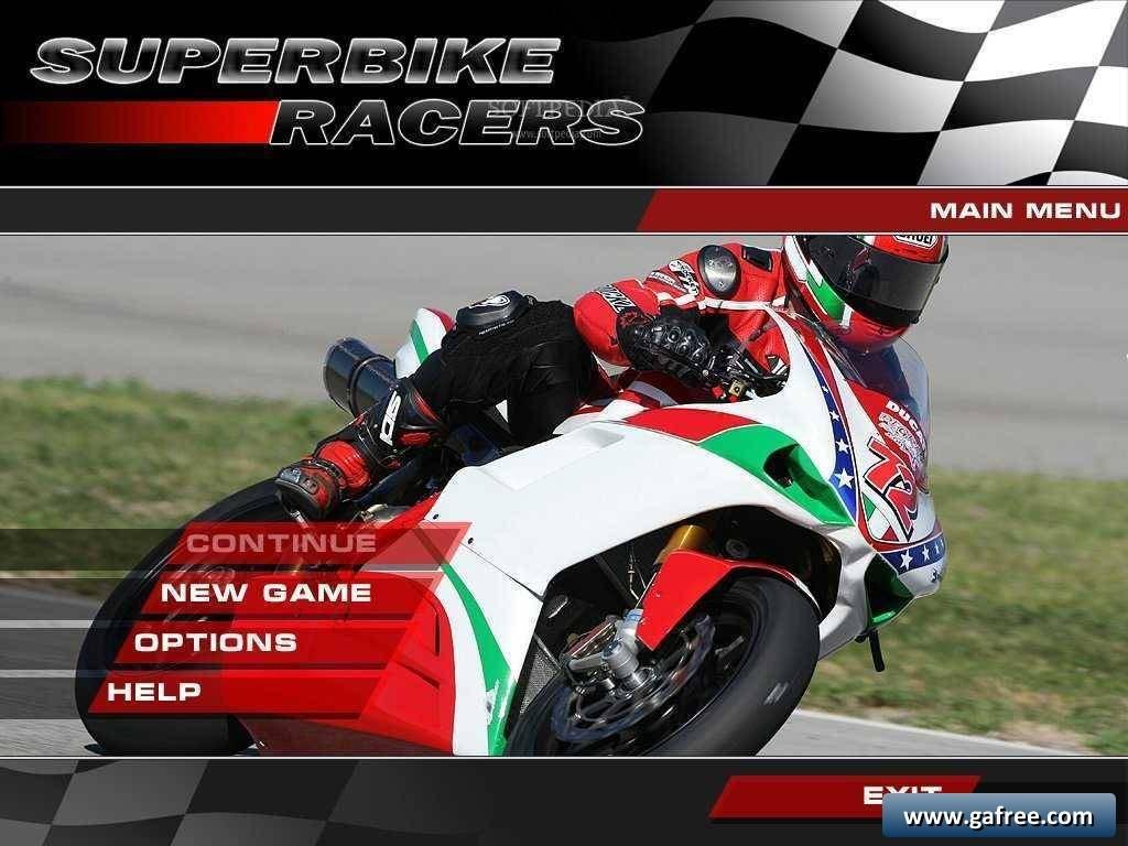 لعبة التحدي Superbike Racers