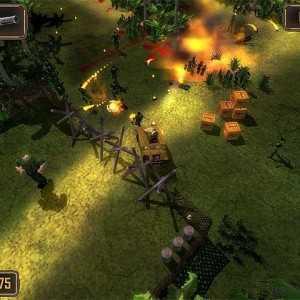 العاب حربية Jungle Strike