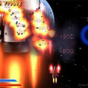 اللعبة الحربية Galaxy Invaders