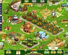 لعبة المزرعة السعيدة Exotic Farm
