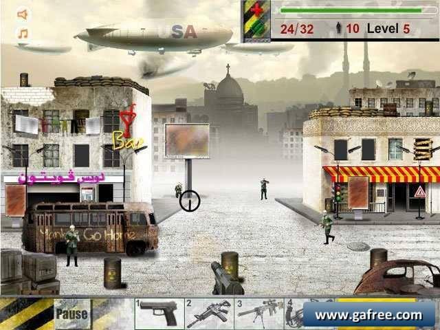 لعبة Operation Anti-Terror