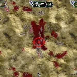 لعبة الحرب و القتال Aliens on Earth