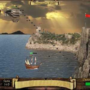 لعبة حرب القراصنة Pirate Bay