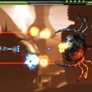 لعبة حروب الفضاء Monster Galactic