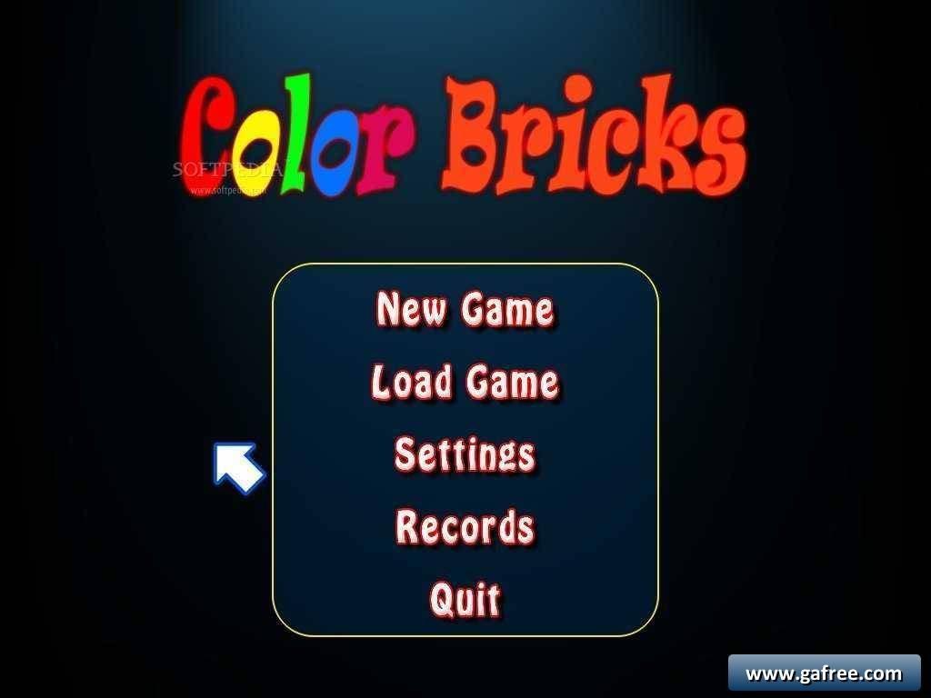 لعبة المربعات الملونة Color Bricks