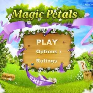 تحميل لعبة أزهار الربيع Magic Petals