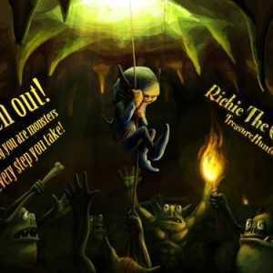 لعبة المهمات Richie the Gnome
