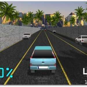 لعبة السيارات و القيادة Highway Racer