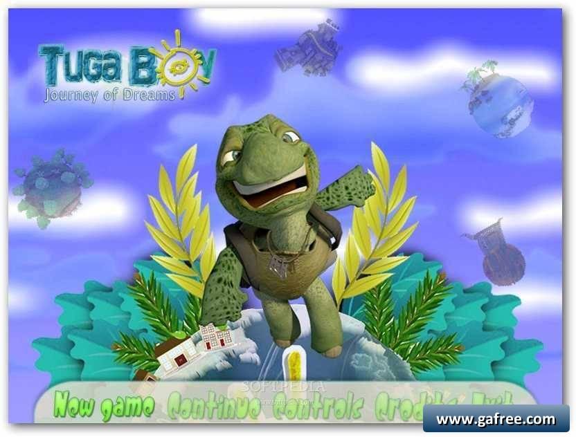 لعبة المهمات Tuga Boy