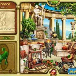 لعبة المهمات Call Of Atlantis