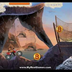لعبة الدرجات Nuclear Bike 2