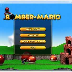 لعبة سوبر ماريو Bomber Mario