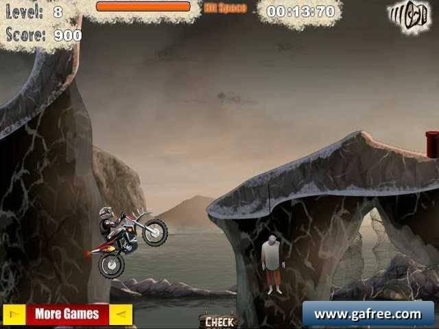 لعبة قاتل الزومبي Biker vs Zombies