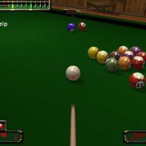 لعبة البلياردو Billiards Club
