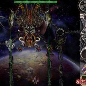 لعبة قتال الفضاء Star Defender