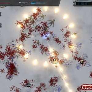 لعبة هجوم على القرى Crimsonland