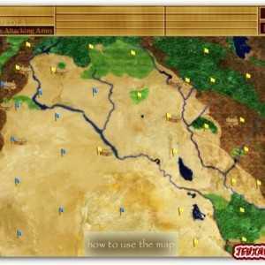 لعبة الحرب الاستراتيجية Ancient Battlegrounds