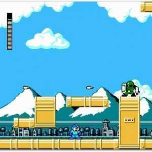 لعبة ماك مان Super Mega Man