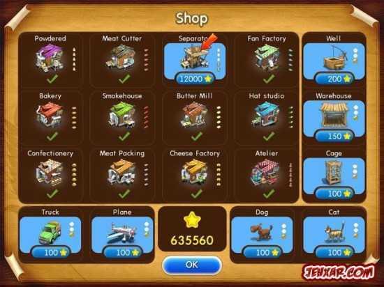 لعبة مزرعة سعيدة  Farm Frenzy 2