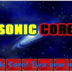 لعبة سونيك الجديدة Sonic Core